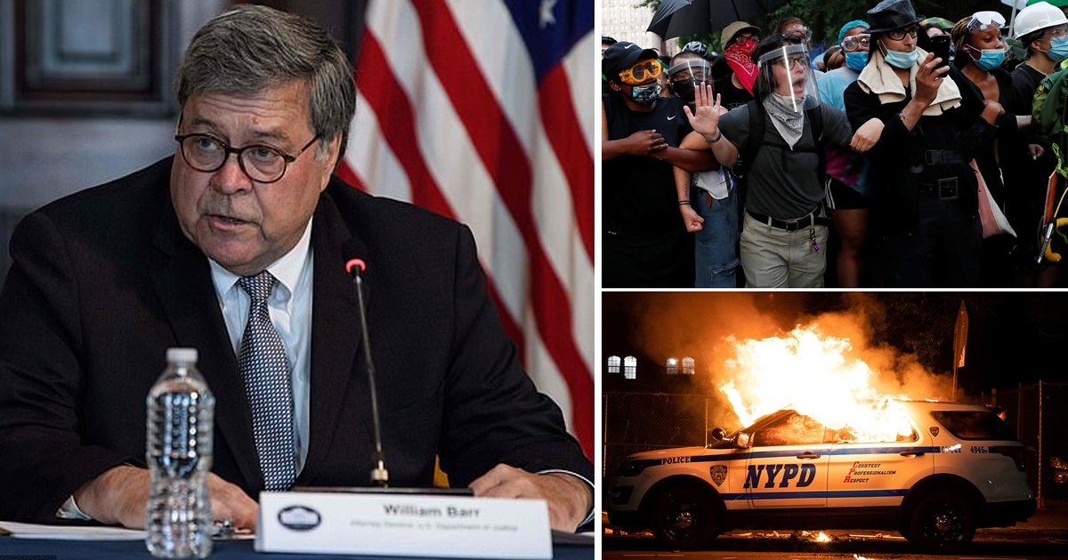 blmmm.jpg?resize=1200,630 - US Attorney General and Justice Officials Call for BLM Protestors to Be Charged With Sedition
