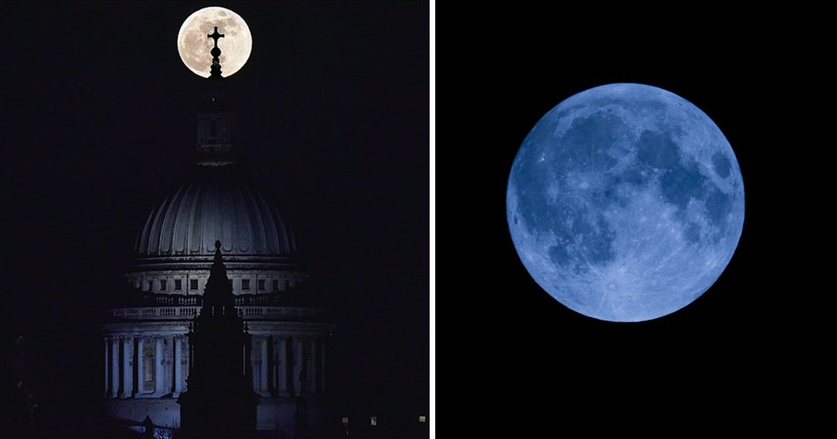 """bluemoon.jpg?resize=1200,630 - Halloween Will Be Extra Creepy This Year As A Rare """"Blue Moon"""" Is Expected to Rise On October 31st"""