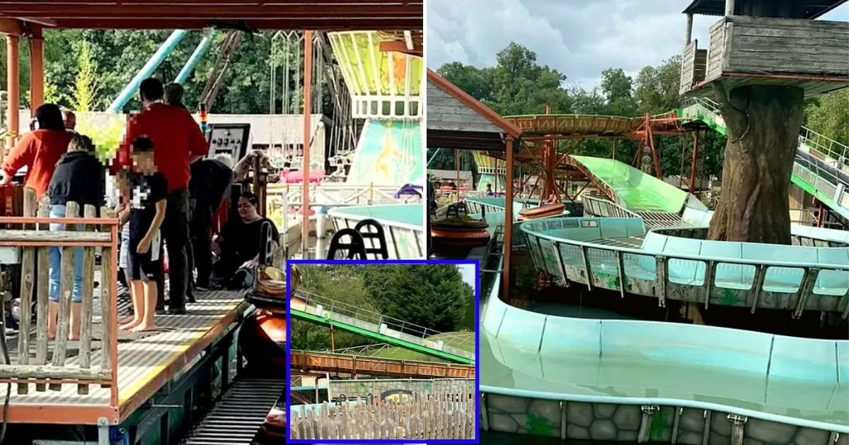 boat5.jpg?resize=1200,630 - Family Of Four Left Injured After Their Boat Capsized On Theme Park Ride