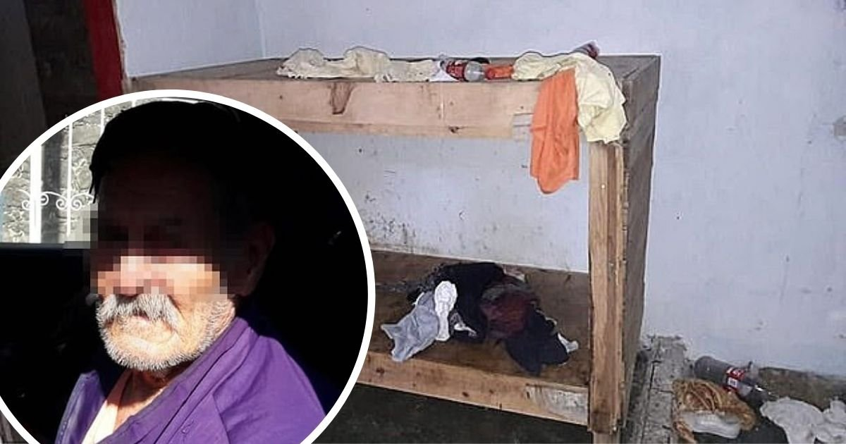 bonifacio4.jpg?resize=1200,630 - Police Rescued 87-Year-Old Man Who Was Kept Locked In Filthy Room By His Daughter