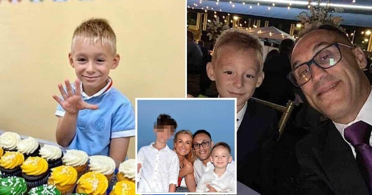 boy 1.jpg?resize=1200,630 - 5-Year-Old Boy Passed Away After A Granite Tabletop Fell On His Head At Wedding Reception