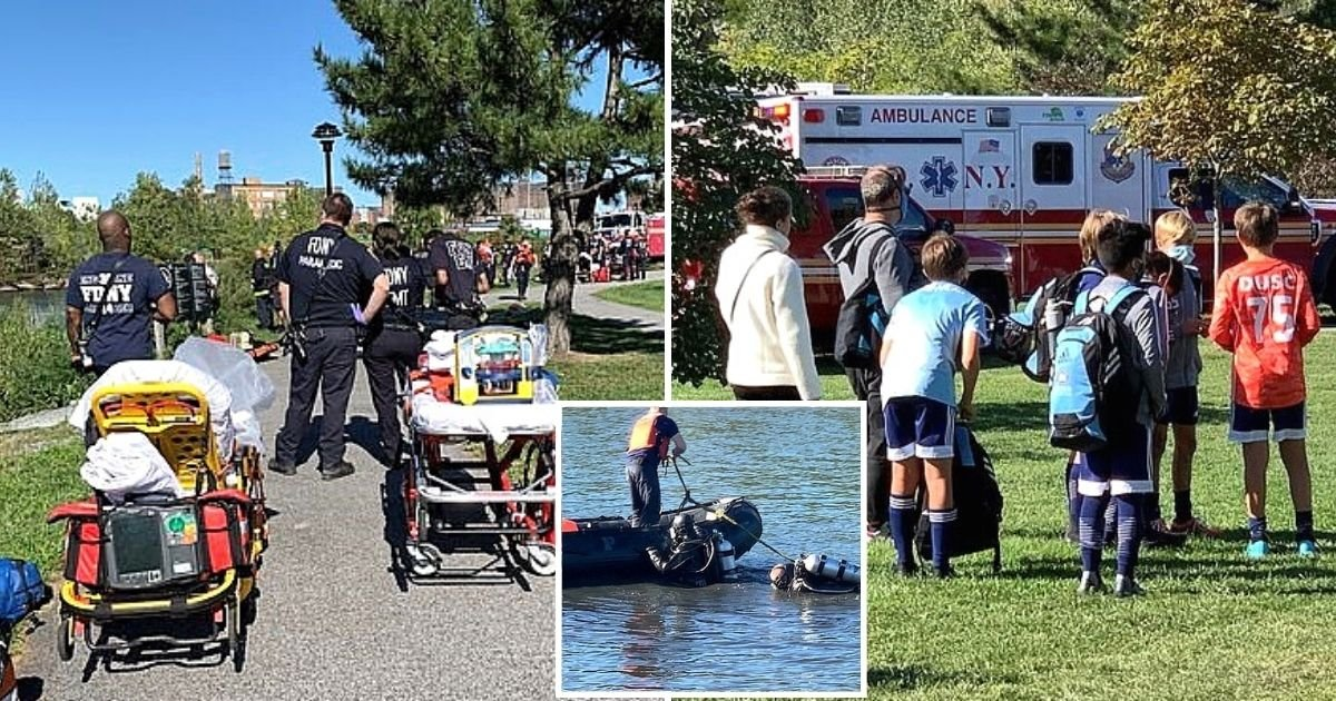 boy6.jpg?resize=412,232 - Body Found During Search For 5-Year-Old Boy Who Fell Into A River While Climbing A Tree