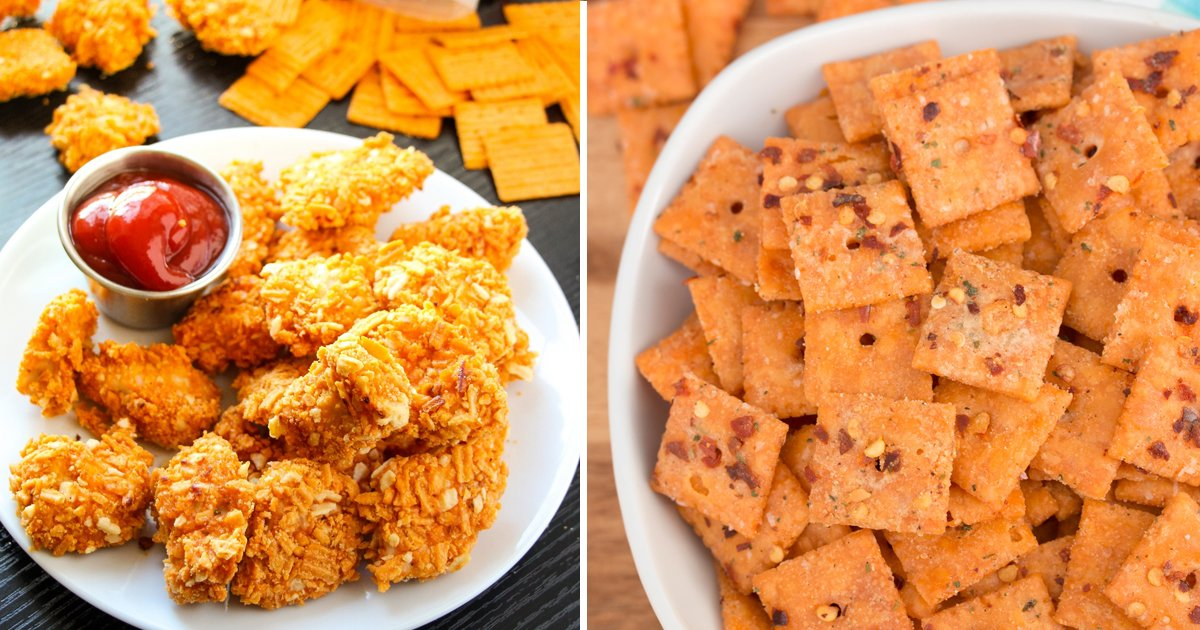 cheeze it.jpg?resize=1200,630 - 7 Finger Licking Cheez-It Recipes Sure To Tantalize Those Tastebuds