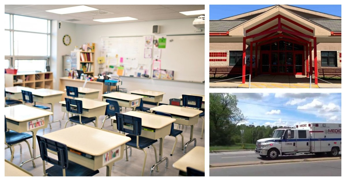collage 12.jpg?resize=1200,630 - Sudden Passing Away of Elementary School Teacher Shocks Students and Parents Alike
