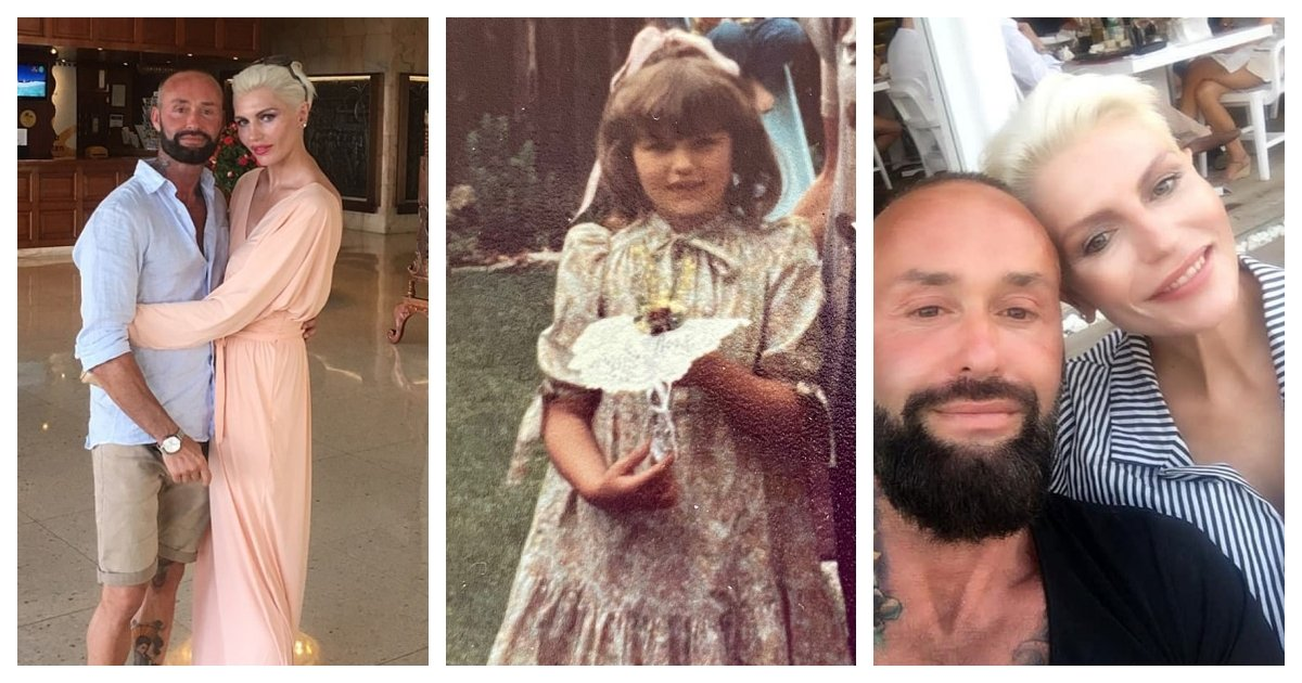 collage 17.jpg?resize=1200,630 - Childhood Lovebirds Serendipitously Reunited After Losing Contact For 30 Years