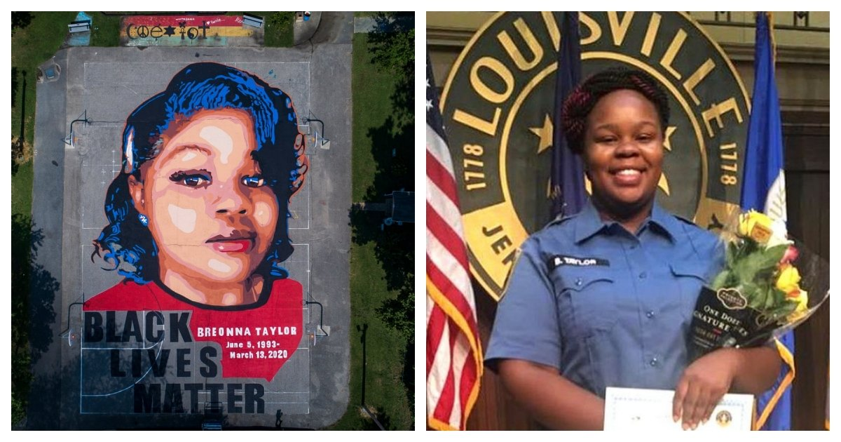 collage 39.jpg?resize=1200,630 - Breonna Taylor's Wrongful Death Lawsuit Has Been Settled In Court