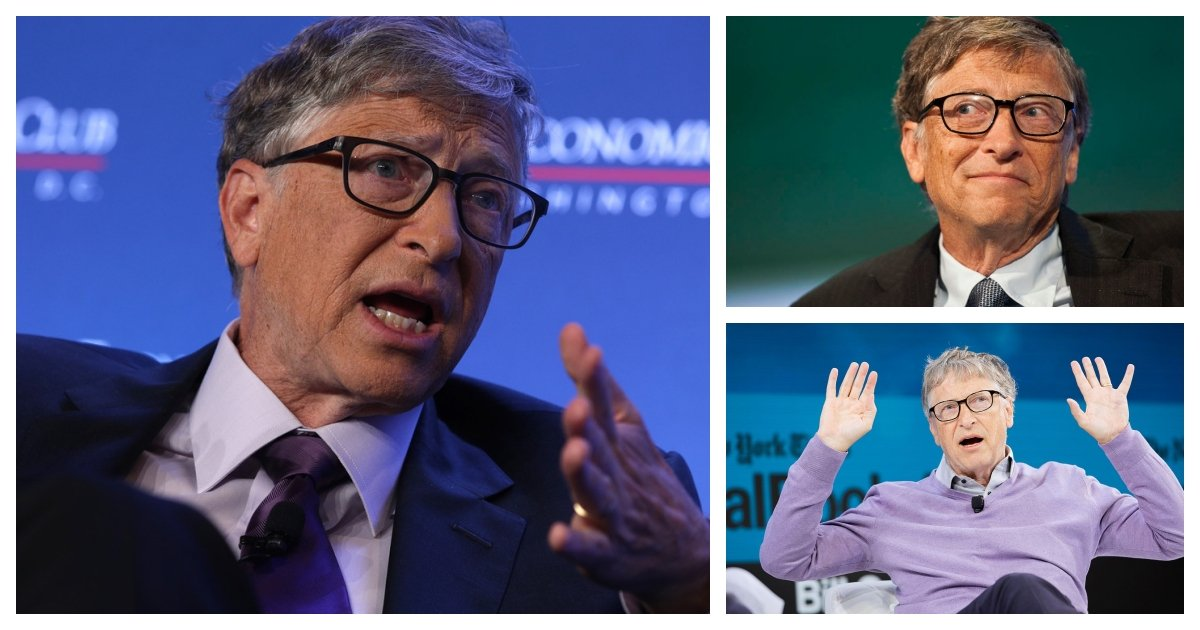 collage 41.jpg?resize=412,275 - Bill Gates Argues That The FDA Has Ruined Its Credibility With Unsubstantiated Claims