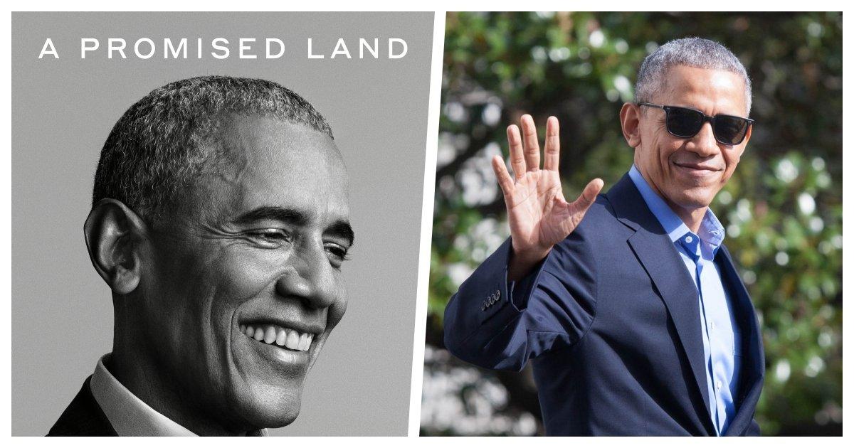 collage 56.jpg?resize=412,232 - Former President Barack Obama's Memoir To Be Released Just Days After 2020 Election
