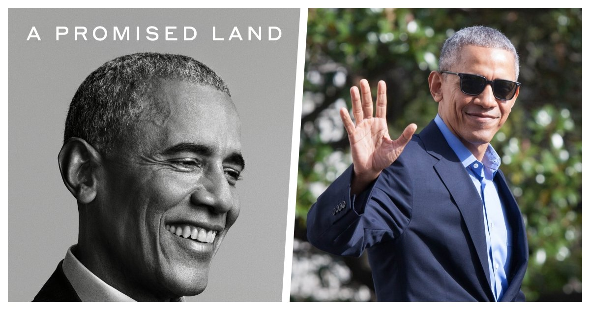 collage 56.jpg?resize=412,275 - Former President Barack Obama's Memoir To Be Released Just Days After 2020 Election