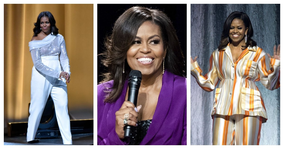 collage 60.jpg?resize=412,275 - Michelle Obama Discloses Where She Got Her Outfits As First Lady