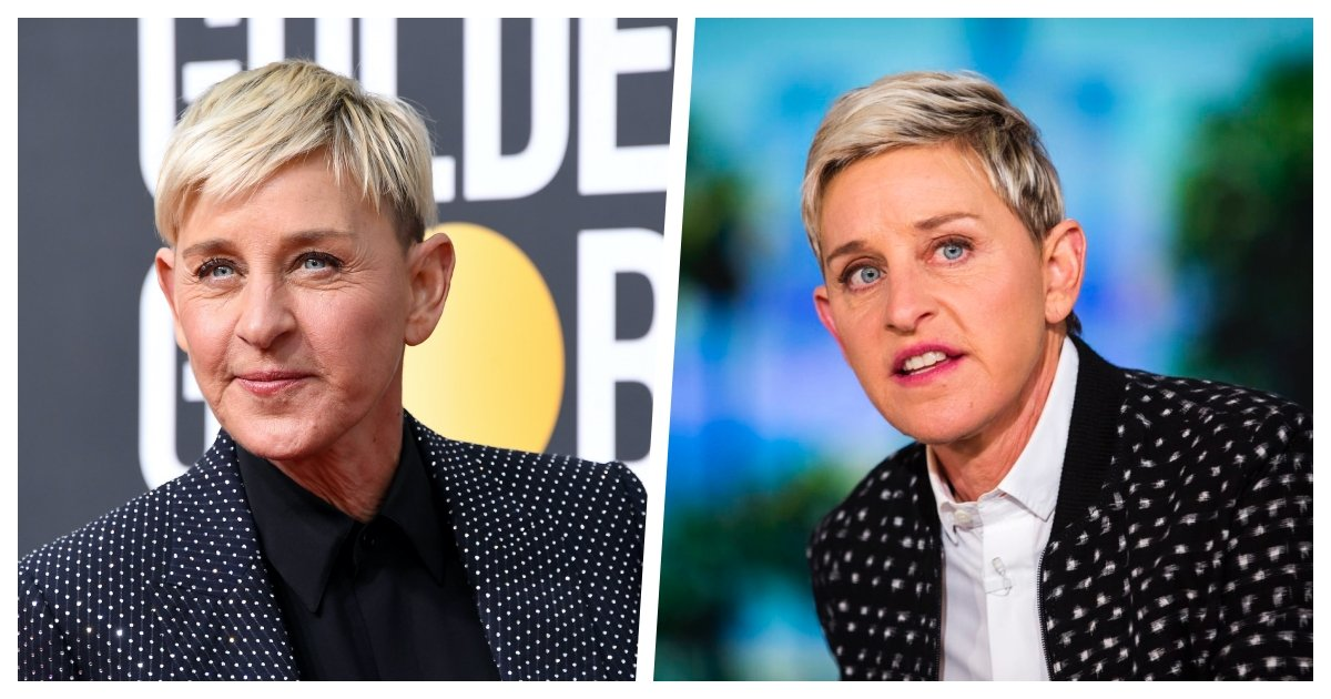 collage 64.jpg?resize=412,275 - Ellen DeGeneres Remarks On The Allegations Against Her and Her Show On Air