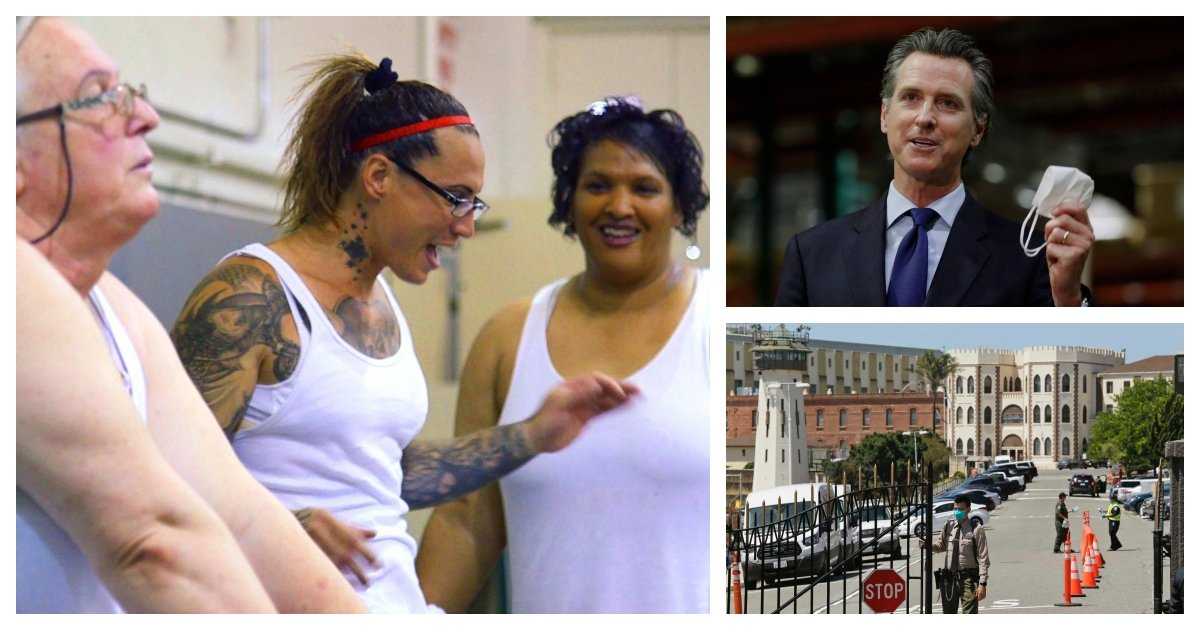 collage 70.jpg?resize=412,275 - California Will Now House Transgender Inmates Based On Their Gender Identity