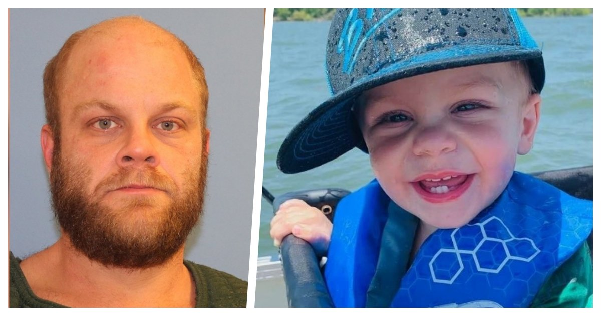 collage 74.jpg?resize=412,232 - Father Who Fatally Drove Over His Toddler While On Drugs Charged With Homicide