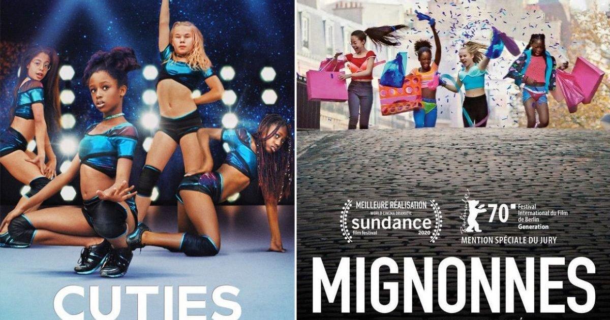 """cuties vs mignonnes e1599946149700.jpg?resize=1200,630 - Netflix : Pourquoi les Américains appellent-ils au boycott du film """"Mignonnes""""?"""