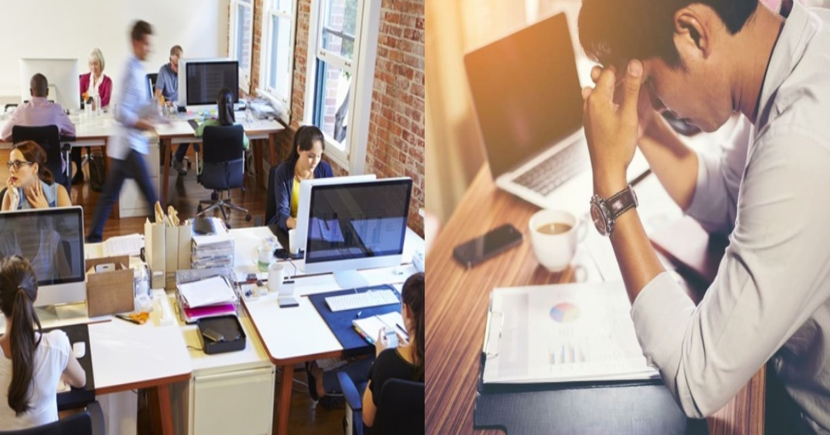 desk work.png?resize=1200,630 - デスクワークをしている男性は「たんぱく尿」のリスクが高い?!