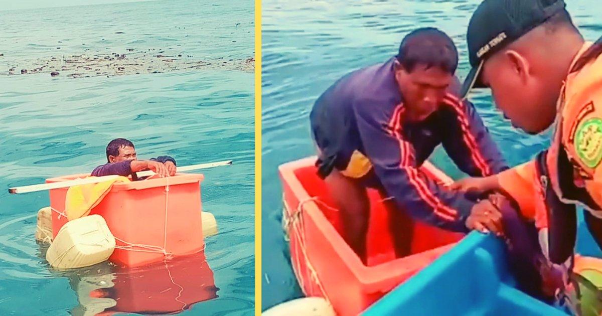 diseno sin titulo 107.png?resize=412,232 - Pescador Es Rescatado Luego De Flotar Mar Adentro Durante Tres Días Aferrado A Una Caja De Hielo