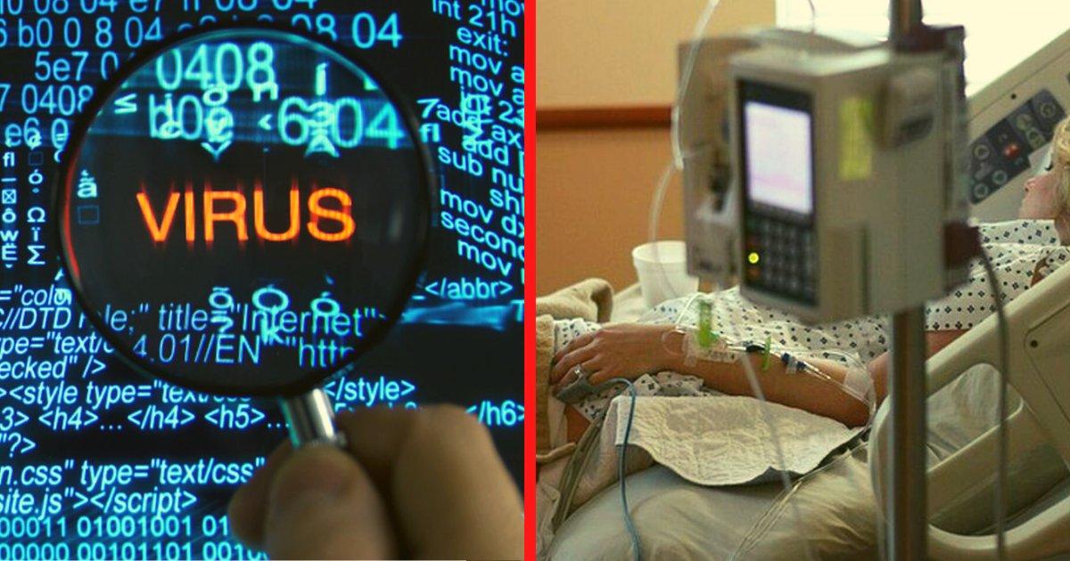 diseno sin titulo 108.png?resize=412,232 - Mujer Pierde La Vida Luego De Que Un Ciberataque Impidiera Que El Hospital Aceptara Pacientes De Emergencia