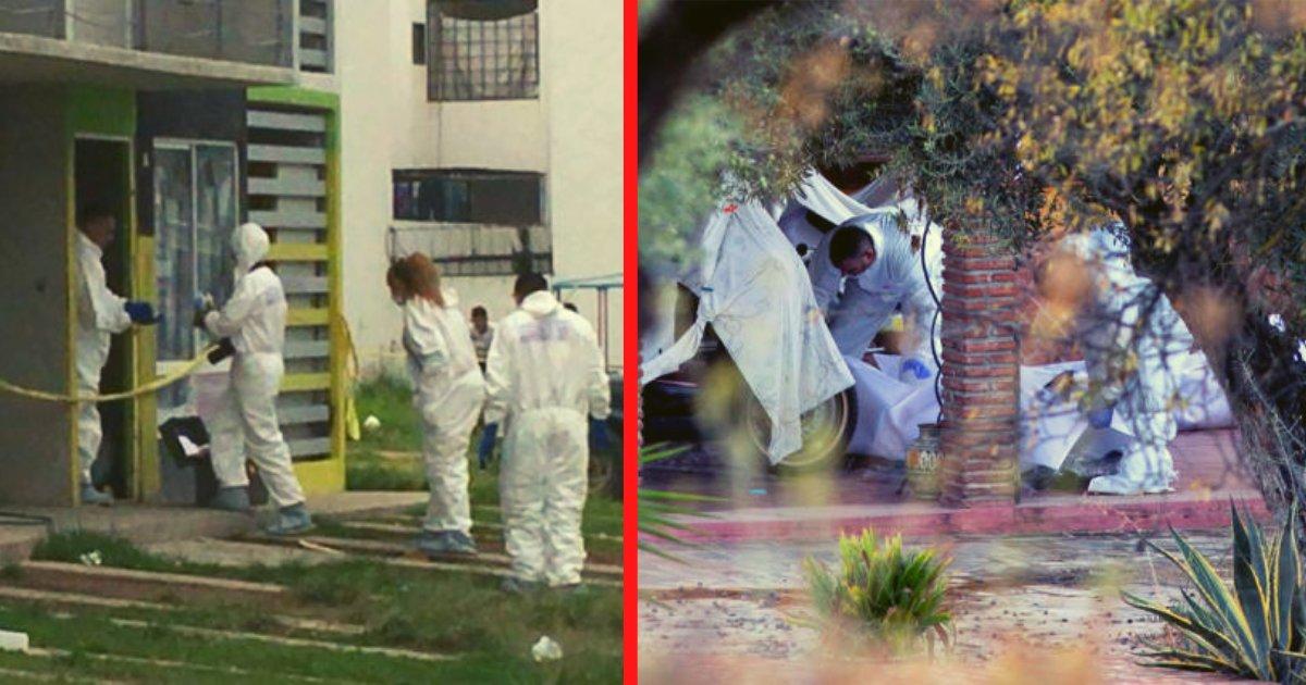 diseno sin titulo 121.png?resize=412,275 - Encuentran Tres Cadáveres Dentro De La Vivienda De Un Hombre Acusado De Secuestro Y Agresión