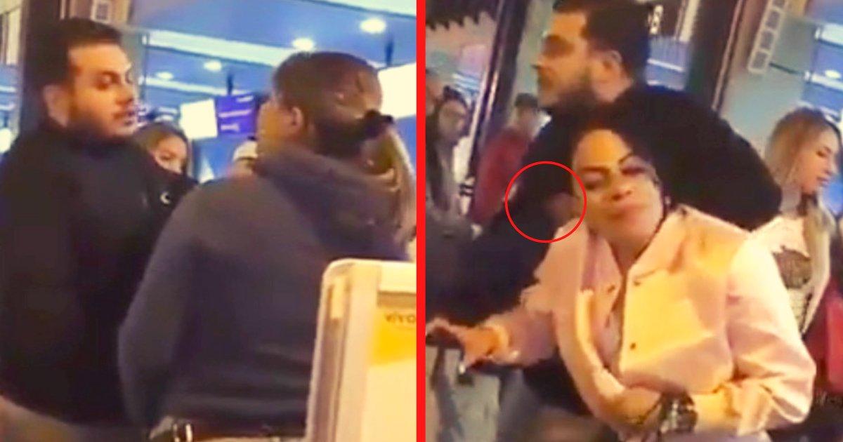 diseno sin titulo 139.png?resize=1200,630 - Mujer Descubre A Su Marido En El Aeropuerto Yendo De Vacaciones Con La Amante