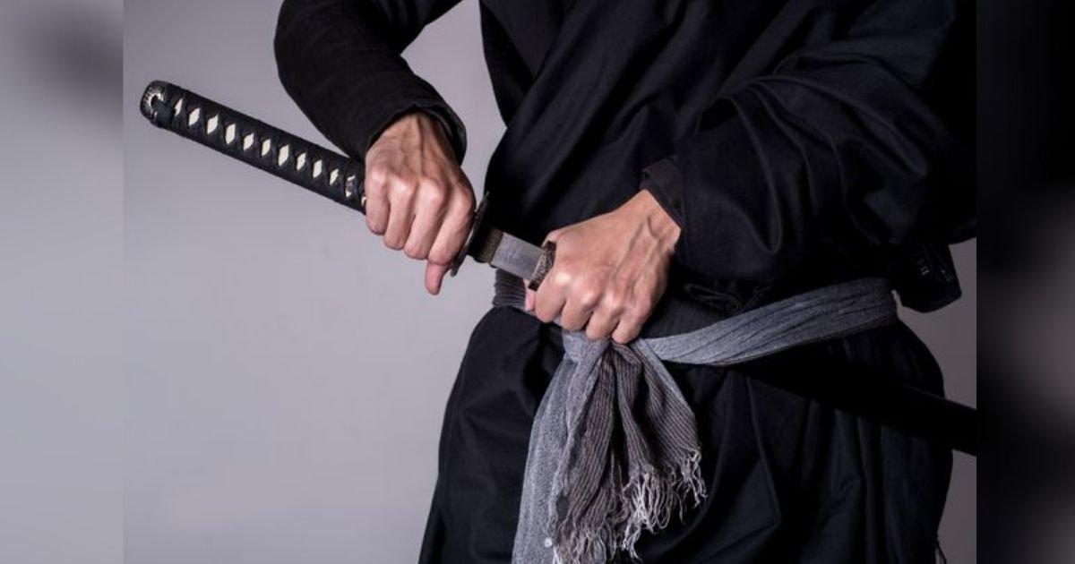 diseno sin titulo 20 7.jpg?resize=1200,630 - Mujer Es Atada Y Obligada A Ver A Su Ex Cortar El Miembro Viril De Su Novio Con Una Espada Samurái