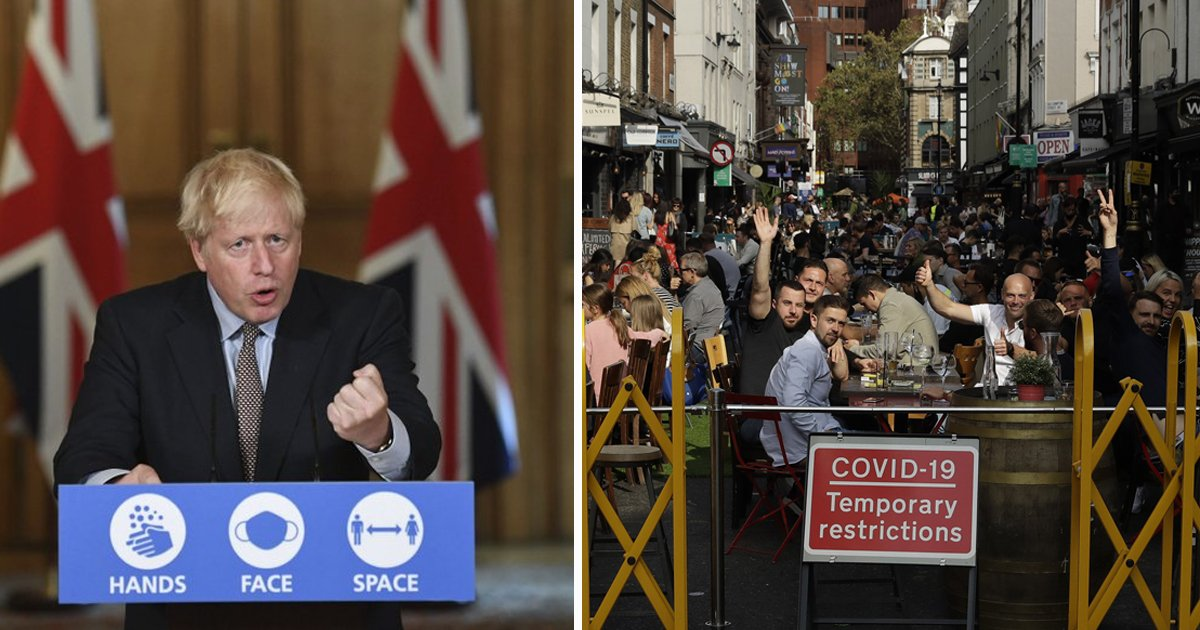 dsfsdfs.jpg?resize=412,232 - Trouble For UK As COVID-19 Cases Soar Forcing PM Johnson To Impose New Restrictions