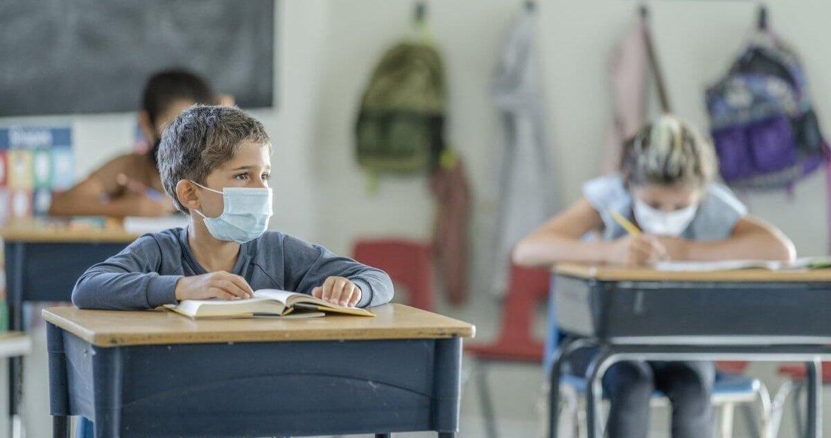 ecole.jpg?resize=1200,630 - Coronavirus: un certificat médical ne sera pas obligatoire pour le retour des enfants à l'école