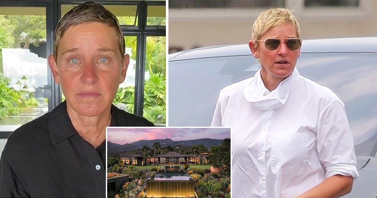 ellen.jpg?resize=1200,630 - Ellen DeGeneres Accused of Tormenting Household Staff And Running Household Like Boot Camp