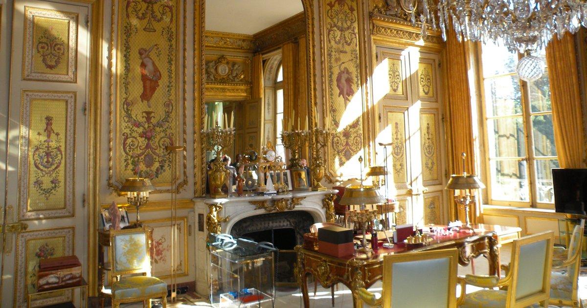 elysee.png?resize=1200,630 - Journées du patrimoine : le public découvrira le salon doré de l'Élysée entièrement restauré