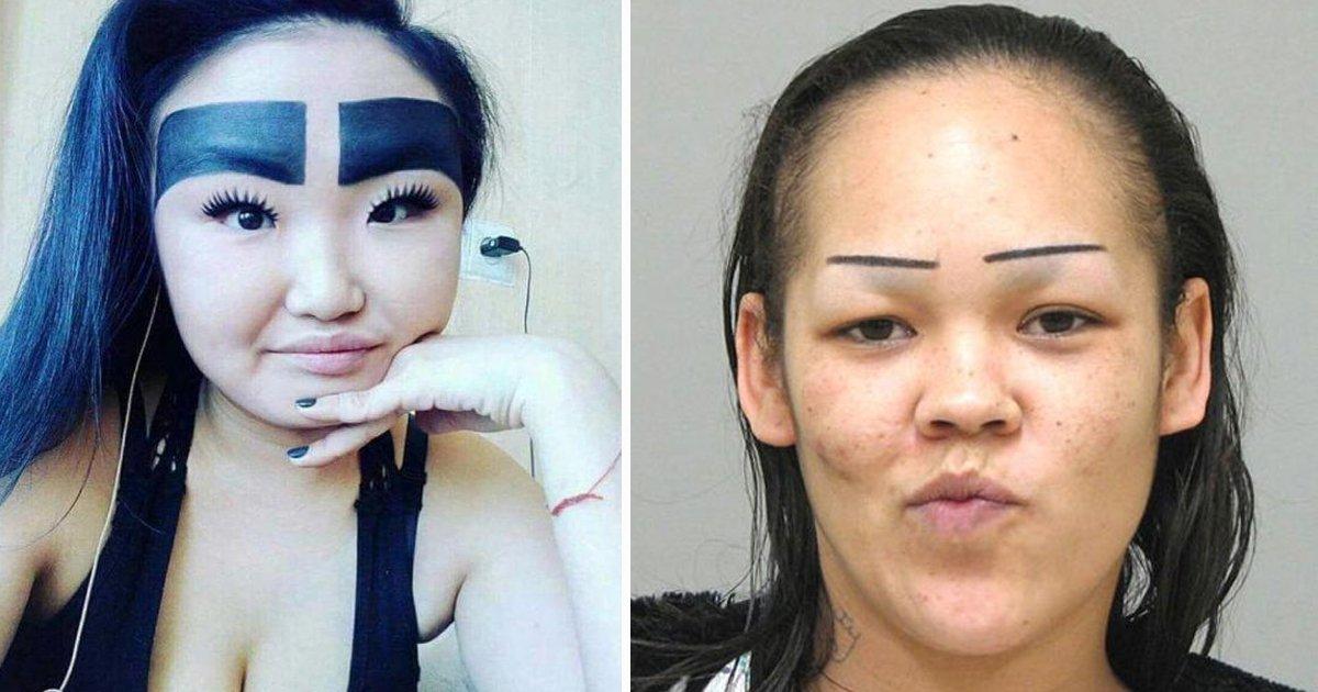 fails.jpg?resize=1200,630 - 8 Worst Eyebrow Fails That Give Artistic Shame A New Name