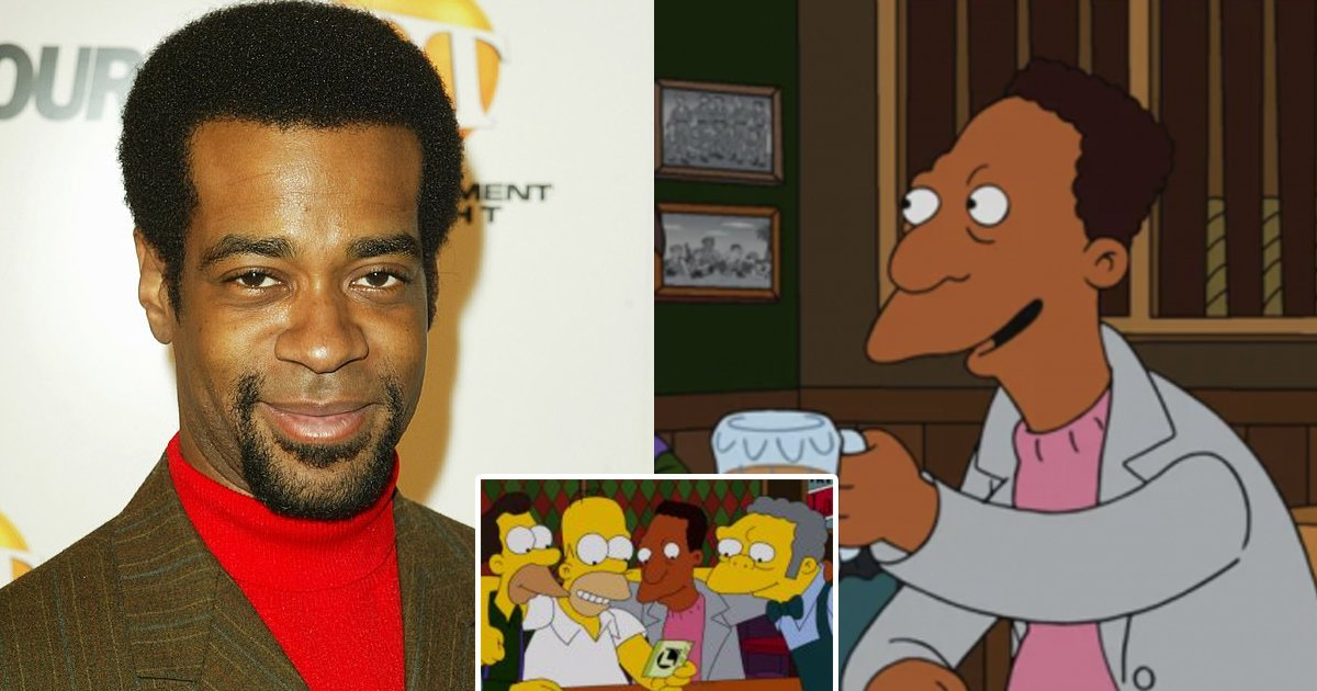 fffsf.jpg?resize=1200,630 - The Simpsons Cast Black Actor Alex Desert As The New Voice Of Carl After Hank Azaria's Exit