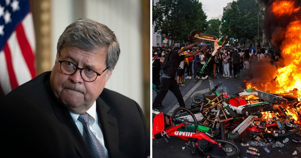 ffsss.jpg?resize=1200,630 - U.S. Protests Can Take An Expensive Turn As Barr Tells Prosecutors To Charge Rioters For Violence