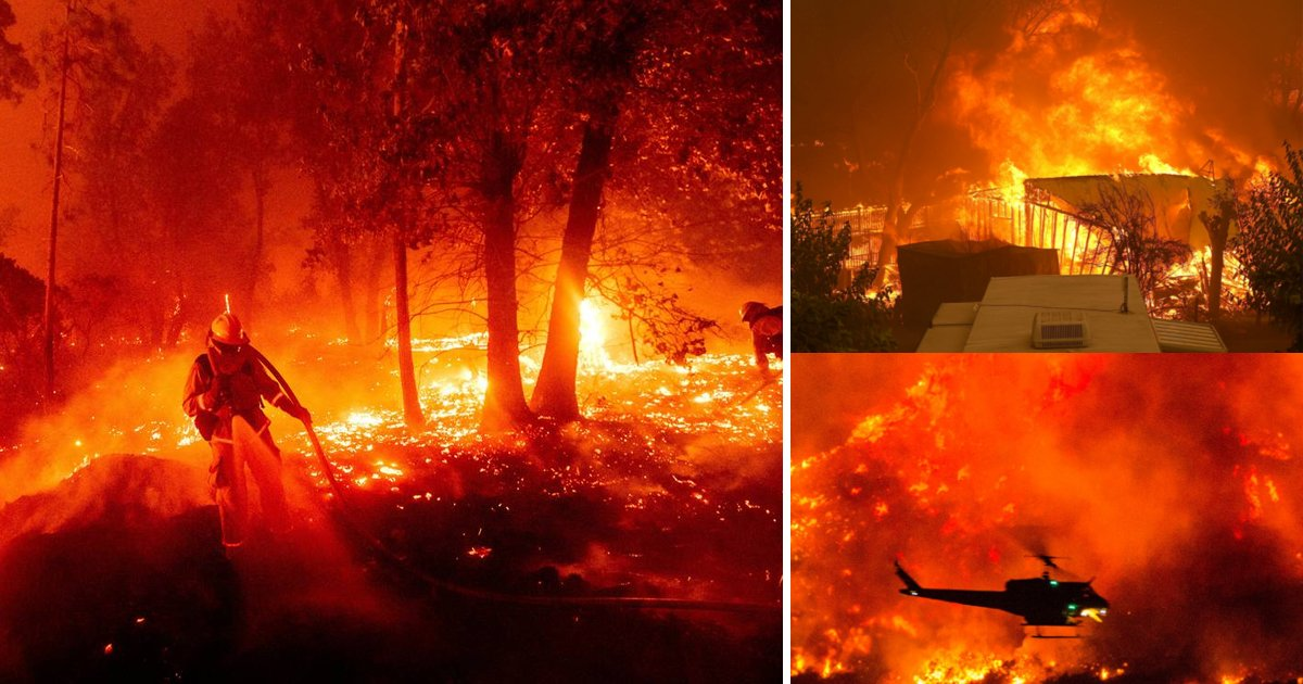 fire.jpg?resize=1200,630 - Gender Reveal Party Held Accountable For California Wildfires As State Declares Emergency