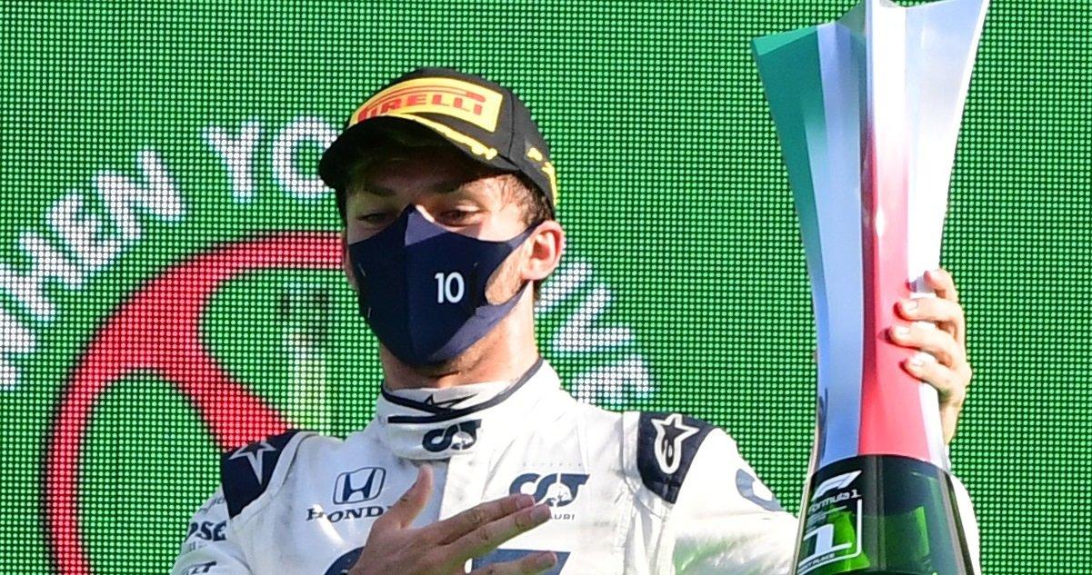 gasly 1.jpg?resize=1200,630 - Formule 1: un homme a parié sur la victoire de Pierre Gasly et remporte le jackpot