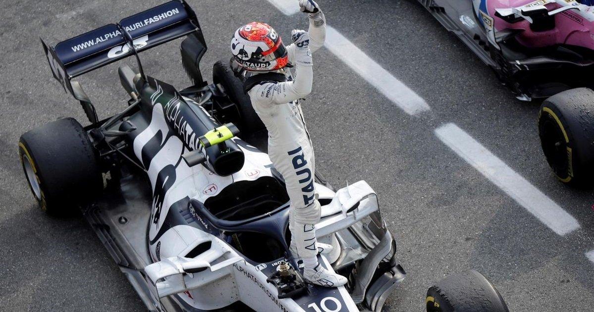 gasly.jpg?resize=1200,630 - Formule 1: Pierre Gasly a remporté le Grand Prix d'Italie