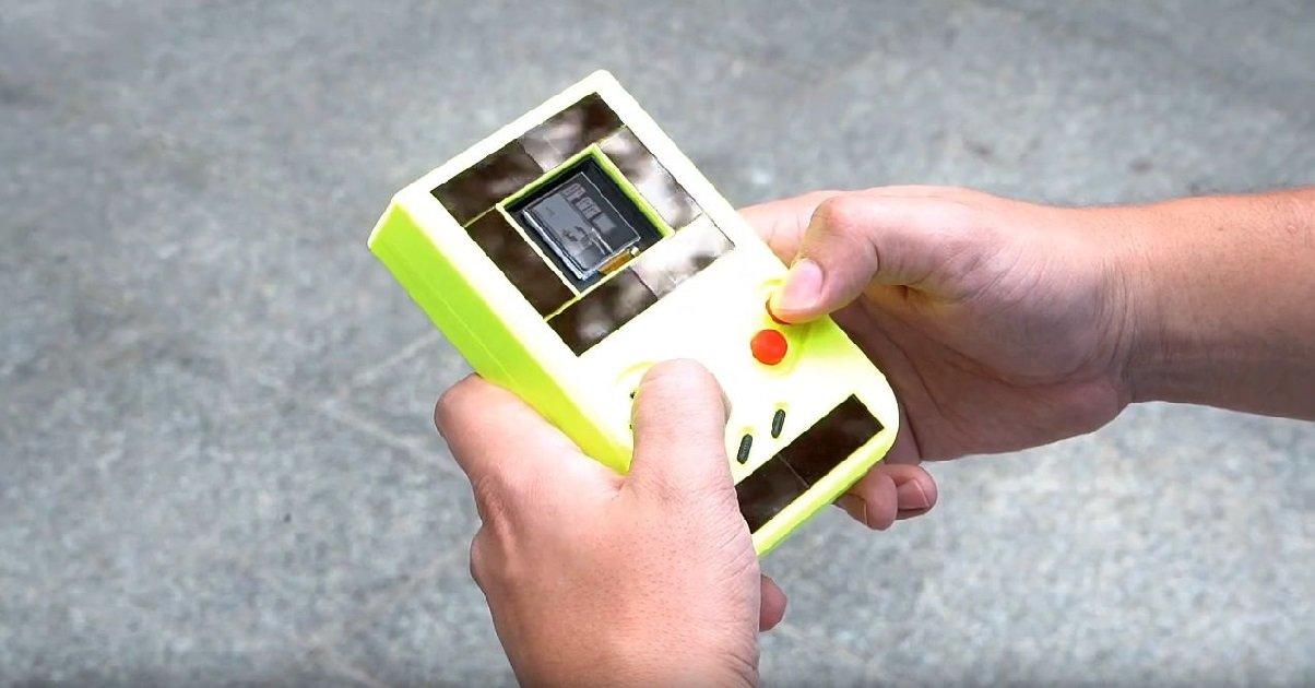 gb.jpg?resize=1200,630 - Nintendo: découvrez cette Game Boy qui marche sans piles et sans batterie