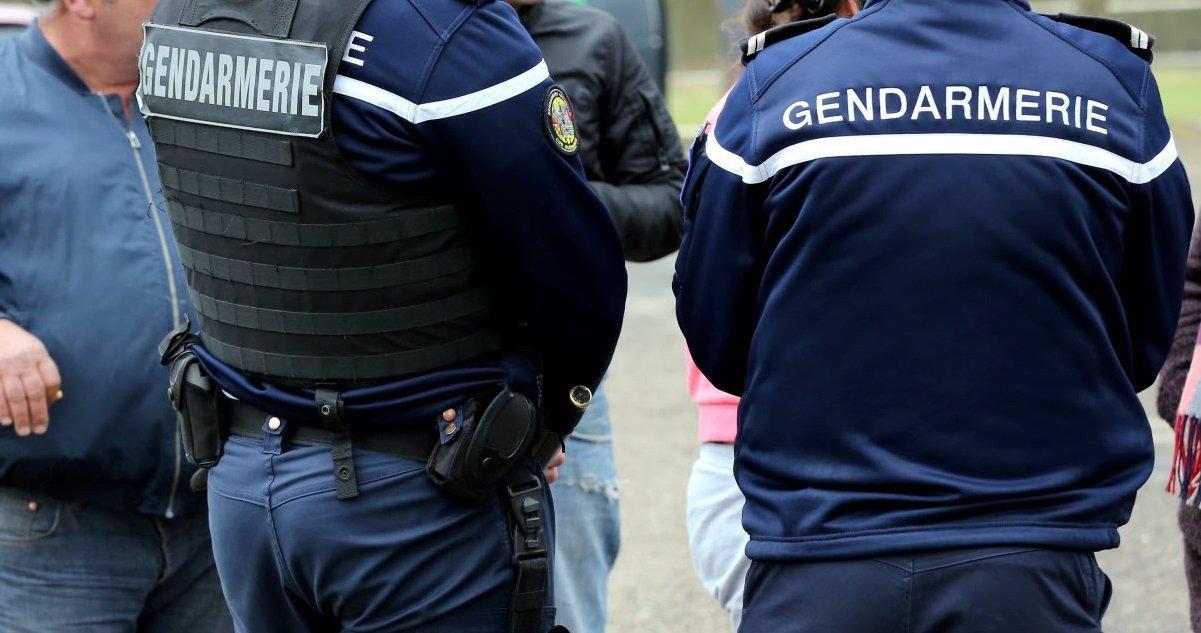 gendarme.jpg?resize=1200,630 - Gironde: une petite fille de 2 ans a été enlevée en pleine promenade