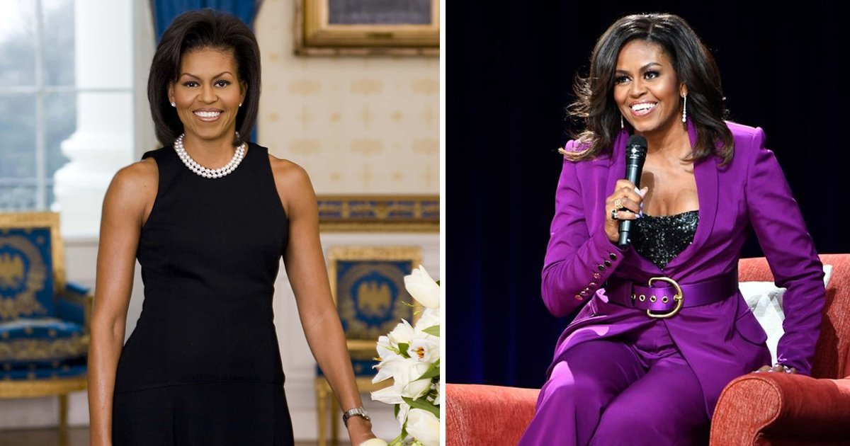 ggfgf.jpg?resize=574,582 - Michelle Obama Paid For All Her Outfits From Her Pocket During White House Years