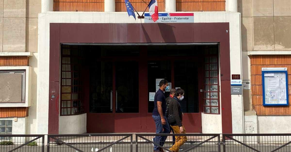 greve.png?resize=1200,630 - Les profs d'un collège sont en grève suite à la quarantaine de toute l'équipe de vie scolaire