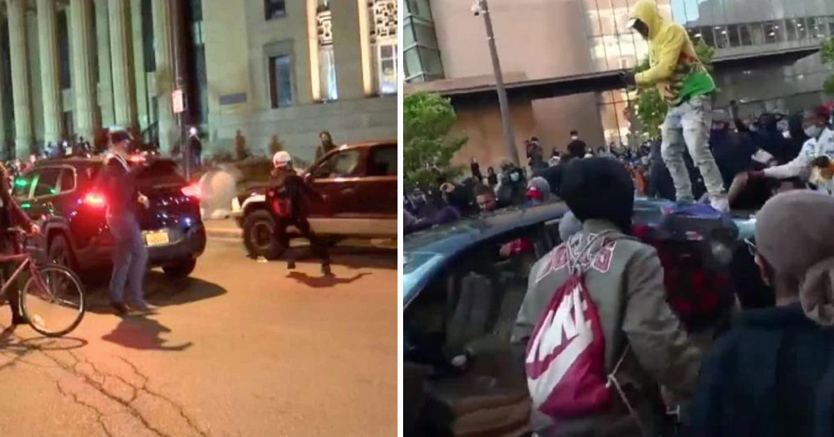 hdsfs.jpg?resize=412,232 - Woman Charged With Felony In Breonna Taylor Protest Hit-and-run