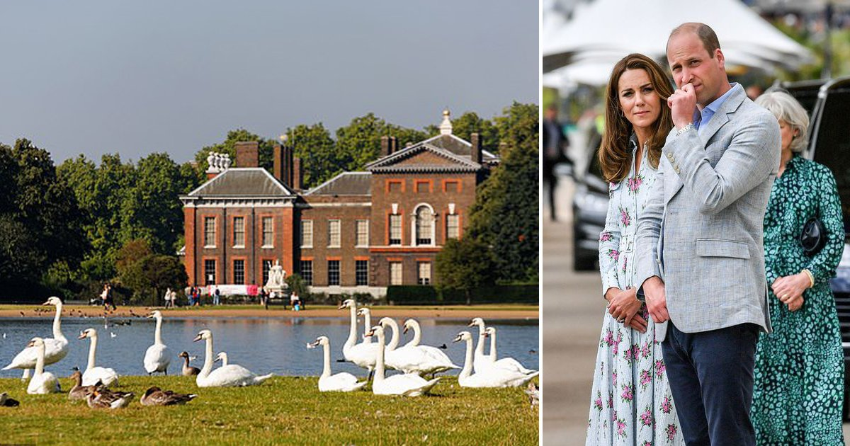 hfgd.jpg?resize=1200,630 - Woman's Corpse Found In The Lake Outside Prince William and Kate Middleton's Kensington Palace