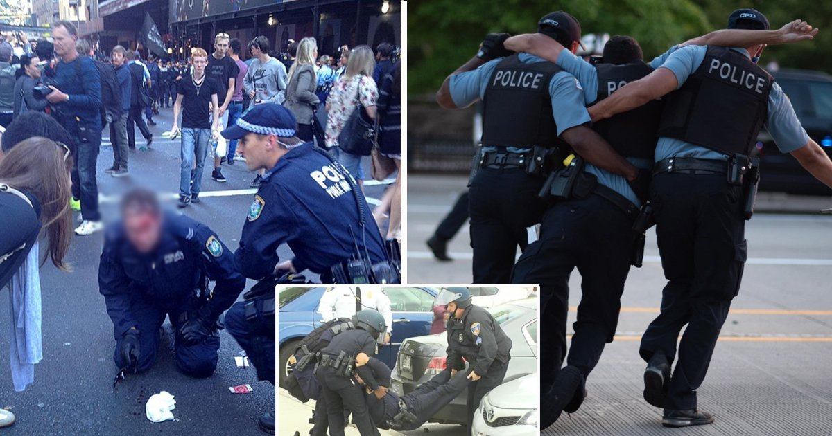 hhsdfsd.jpg?resize=1200,630 - Official Data Reveals Number Of Police Officers Injured During Anti-police Protests Skyrocketed In 2020