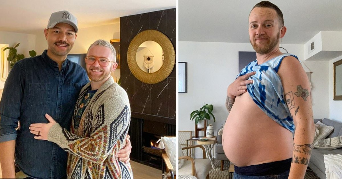 hsdfsds.jpg?resize=412,232 - Transgender Man Gets Pregnant After Stopping Hormone Therapy To Conceive First Child
