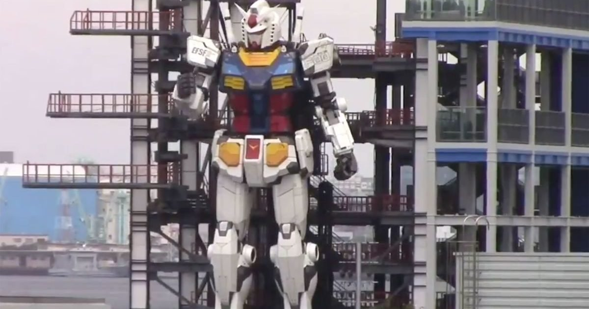 https   cdn cnn com cnnnext dam assets 200923081003 japan gundam robot test scli intl e1600899358886.jpg?resize=1200,630 - Le robot géant japonais Gundam montre ses derniers mouvements