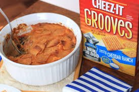 Cheez-It recipes