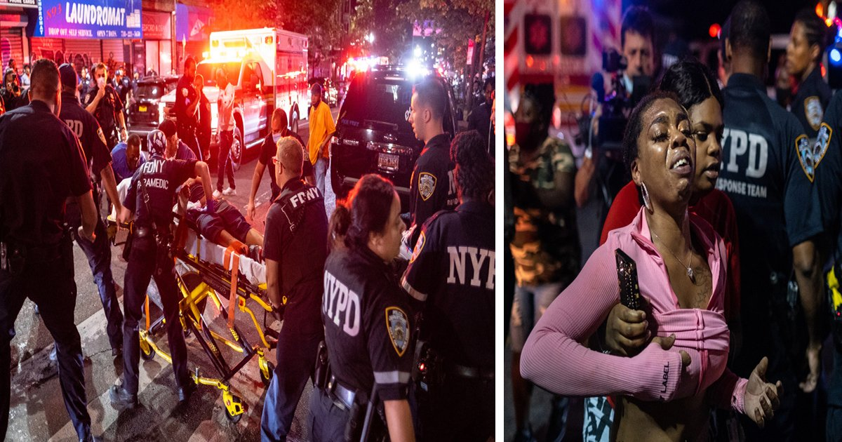 jgh.jpg?resize=1200,630 - 6-year-old Boy And Mother Among 5 Shot in Brooklyn During J'Ouvert Celebration