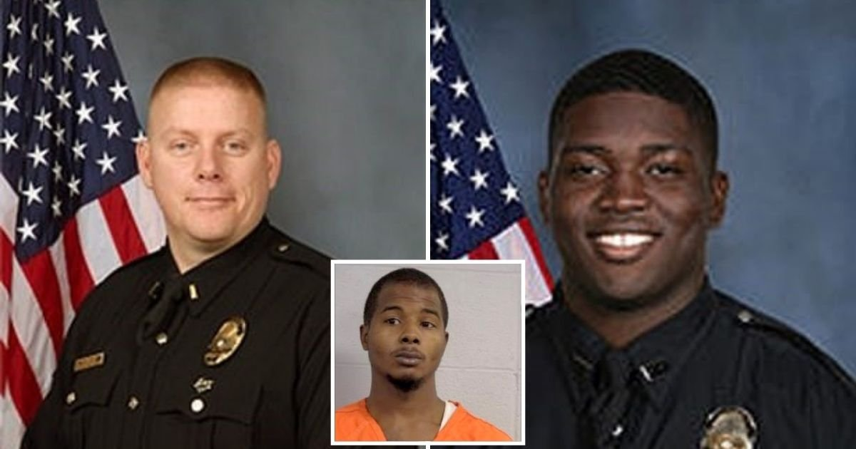 johnson5.jpg?resize=1200,630 - 26-Year-Old Man Accused Of Shooting Two Police Officers Is Held On $1 Million Bail