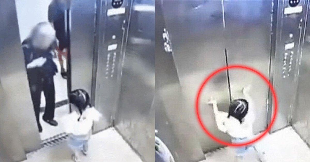 """kakaotalk 20200902 001614719.jpg?resize=412,232 - """"발동동거리는 모습봐.."""" 엘리베이터에서 할머니 놓치고 혼자 탑승한 3세 여아, 안타까운 추락사 (영상)"""
