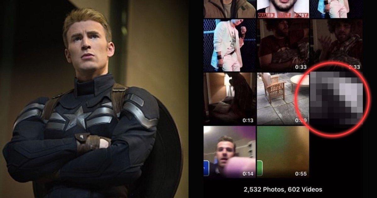 kakaotalk 20200913 120201702.jpg?resize=1200,630 - 「キャプテン・アメリカ」クリス・エヴァンス、うっかりSNSに下半身画像をアップ?!