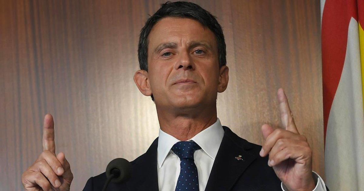 manuel valls.png?resize=1200,630 - Manuel Valls s'exprime sur l'insécurité, un thème qui préoccupe beaucoup les Français