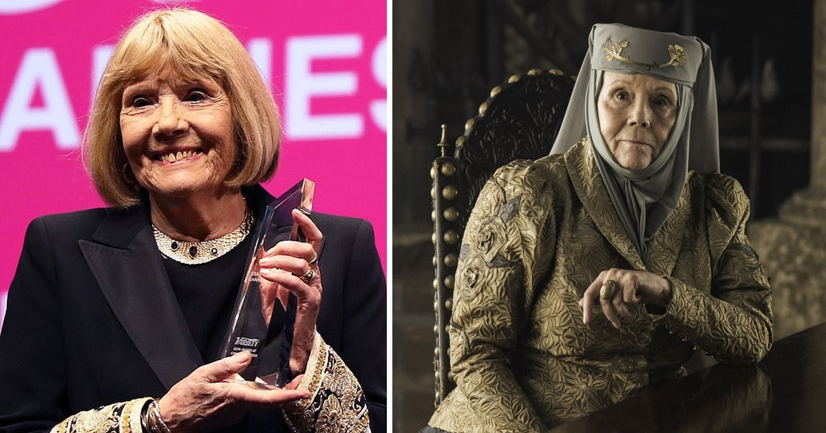 martell dies.jpg?resize=1200,630 - 'The Avengers' and 'Game of Thrones' Actress Diana Rigg, Dies Aged 82